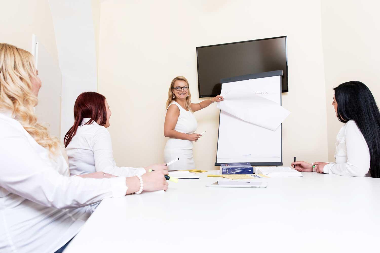 Unternehmensberatung Meeting