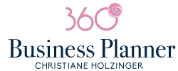360 Business Planner Christiane Holzinger Logo