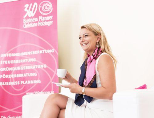 Interview: Christiane Holzinger ist die neue Junge Wirtschaft Bundesvorsitzende