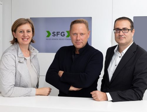 Investitionen in digitale Start-ups: SFG Risikokapital! OFFENSIVE